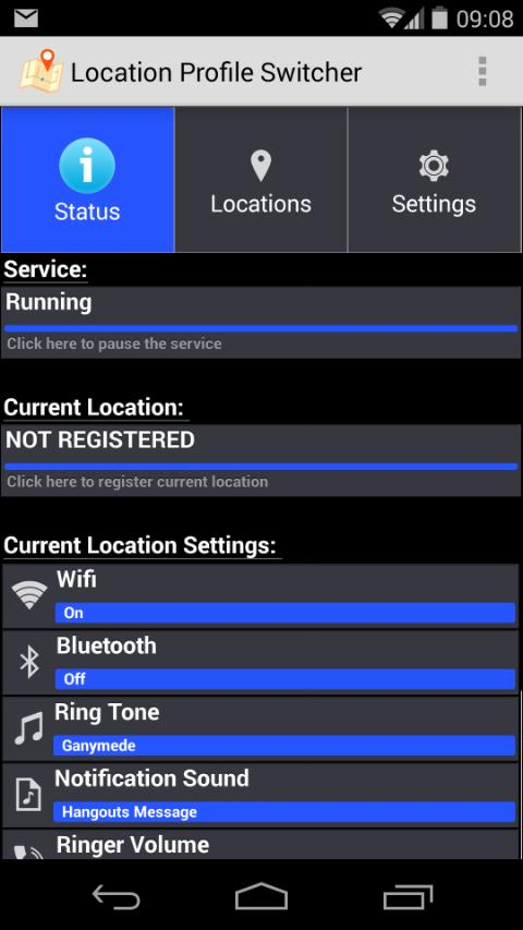 Location Profile Switcher – Pacific One Solutions